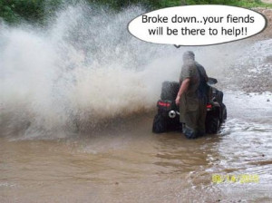 ATV Riding Quotes