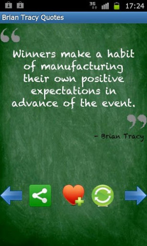 Looking for Brian Tracy Quotes?? Then this is the App for you!