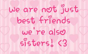 Best Friends Facebook Status On Hearts Background
