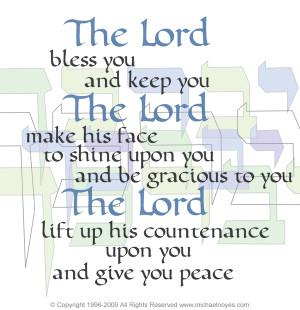 family blessing for your children each morning