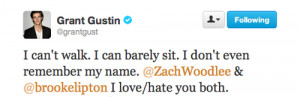 spoilers twitter grant gustin Warblers zach woodlee 408 sectionals ...