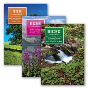 Seasonal Quotes Real Estate Postcard Kit
