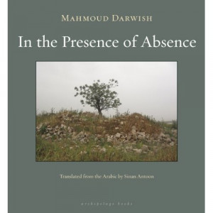 mahmoud darwish is coming out in english in november 2011