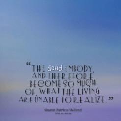Embody quote