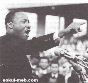Martin Luther King Kimdir, Martin Luther King Hayatı