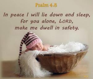 bedtime prayer Pictures Ideas, Newborns Pictures, Psalms 4 8, Quotes ...