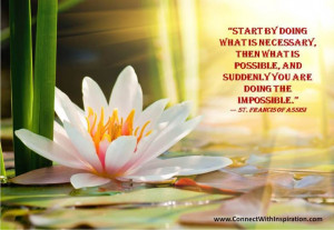 Start-By-Doing-What-Is-Necessary-St-Francis-Of-Assisi-PQ-015-2012-R ...