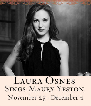 Laura Osnes Anything Goes