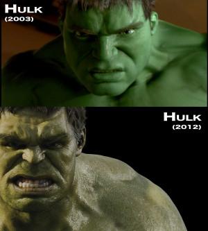Joss Whedon's HULK vs. Ang Lee's