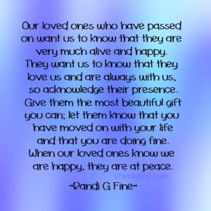 Randi G. Fine's LOVE YOUR LIFE!