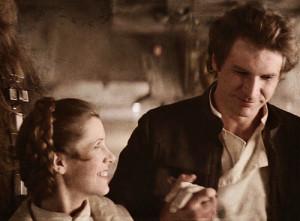 1k mine star wars Han Solo leia organa han x leia sw edit otp: i know
