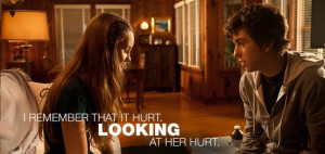 ... that it hurt... #quotes Liana Liberato & Nat Wolff in Stuck In Love