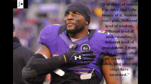 Favorite Inspiring Quotes from Ray Lewis