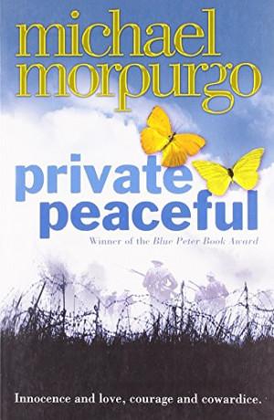 private peaceful michael morpurgo private peaceful michael morpurgo