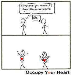 ... heart open heart stuff mine heart living blog inspiration quotes open