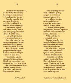 Caponnetto-Poesiaperta: Antonio Machado - «He andado muchos caminos ...