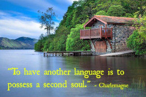 Quote about learning a foreign language. #quote #foreignlanguage # ...