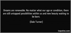 More Dale Turner Quotes