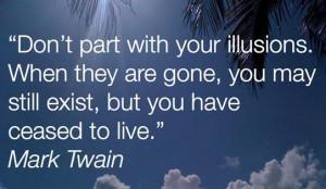 Mark Twain Picture Quote