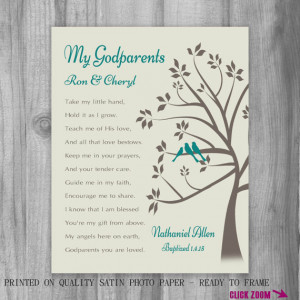Godparents Poem Godchild | Dig Tattoos Picture