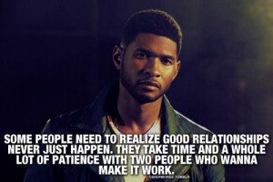 Usher Love Quotes Usher quotes