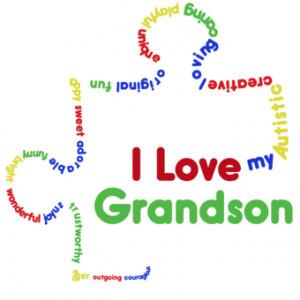 love my Grandson - Family t-shirt - Starting at 10$
