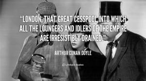 Arthur Conan Doyle Quotes