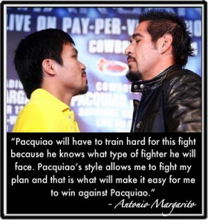Manny Pacquiao's quote #3