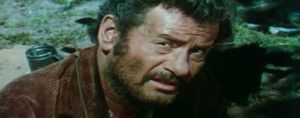 Eli Wallach as Tuco in The Good, the Bad and the Ugly (1967)