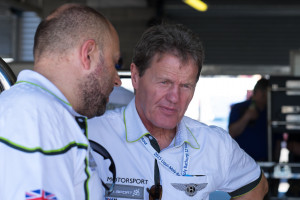 MALCOLM Wilson one of the leading figures in the FIA World Rally