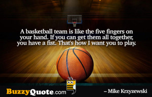 Basketball Quotes by BuzzyQuote