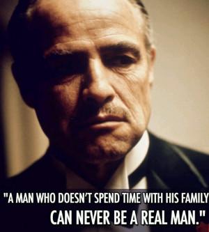 Vito Corleone wisdom