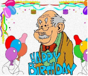 Wishing grandfather a very very happy and joyous birthday.