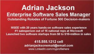 thejobsearchguru.comsample-resume-business-card-3