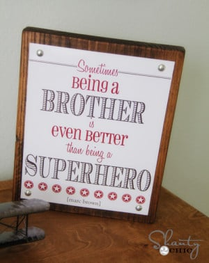 brother quote