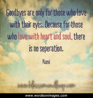 Quotes About Love And Life By Rumi Quotes Images