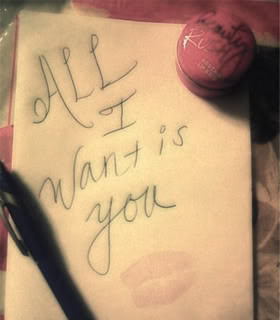 All I Want Is You Quotes