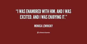 Monica Lewinsky Quotes
