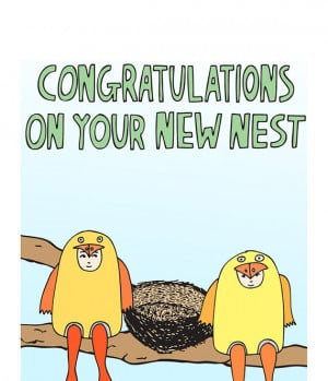 congratulations on your new nest new home card congratulations on your ...