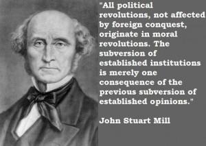 John stuart mill famous quotes 5