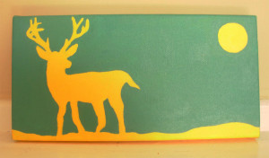 Acrylic Spray Paint Glitter