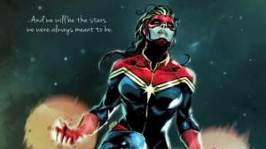 Quotes captain marvel comics girls wallpaper