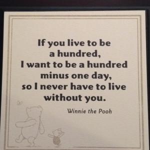 My wedding invitation quote