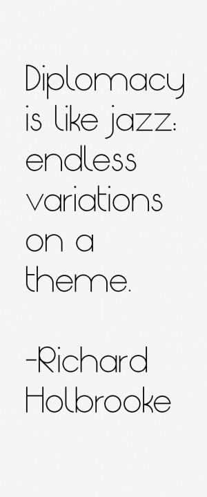 Richard Holbrooke Quotes amp Sayings