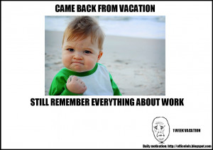 Welcome Back From Vacation. Funny Pictures To Post On Facebook. View ...