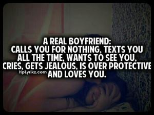 Boyfriend Quotes From Girlfriend