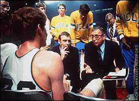 Coach Wooden, and his record, remain the standard by which excellence ...