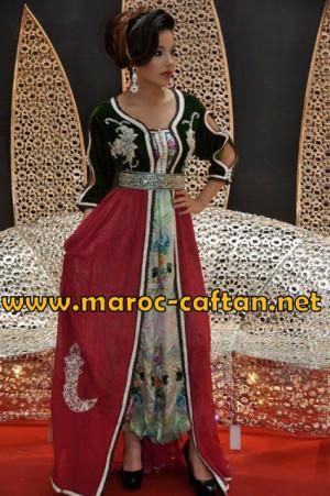 Djellaba Marocaine Gandoura Commandez Des Caftans Modernes à Prix