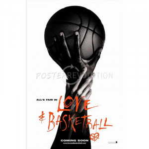 Love and Basketball - Hands Movie Poster