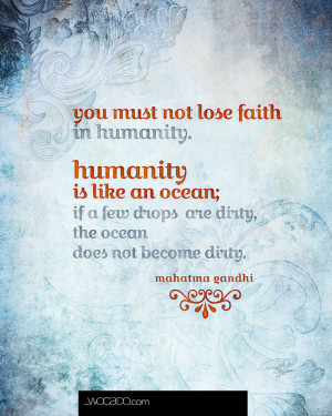 No Faith in Humanity Quotes